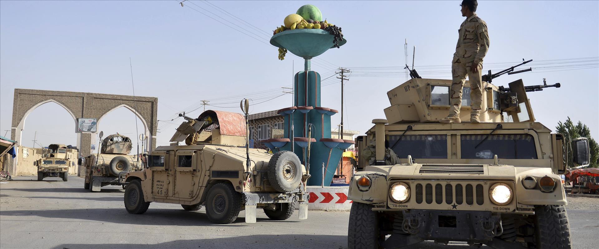 חיילים אמריקנים באפגניסטן