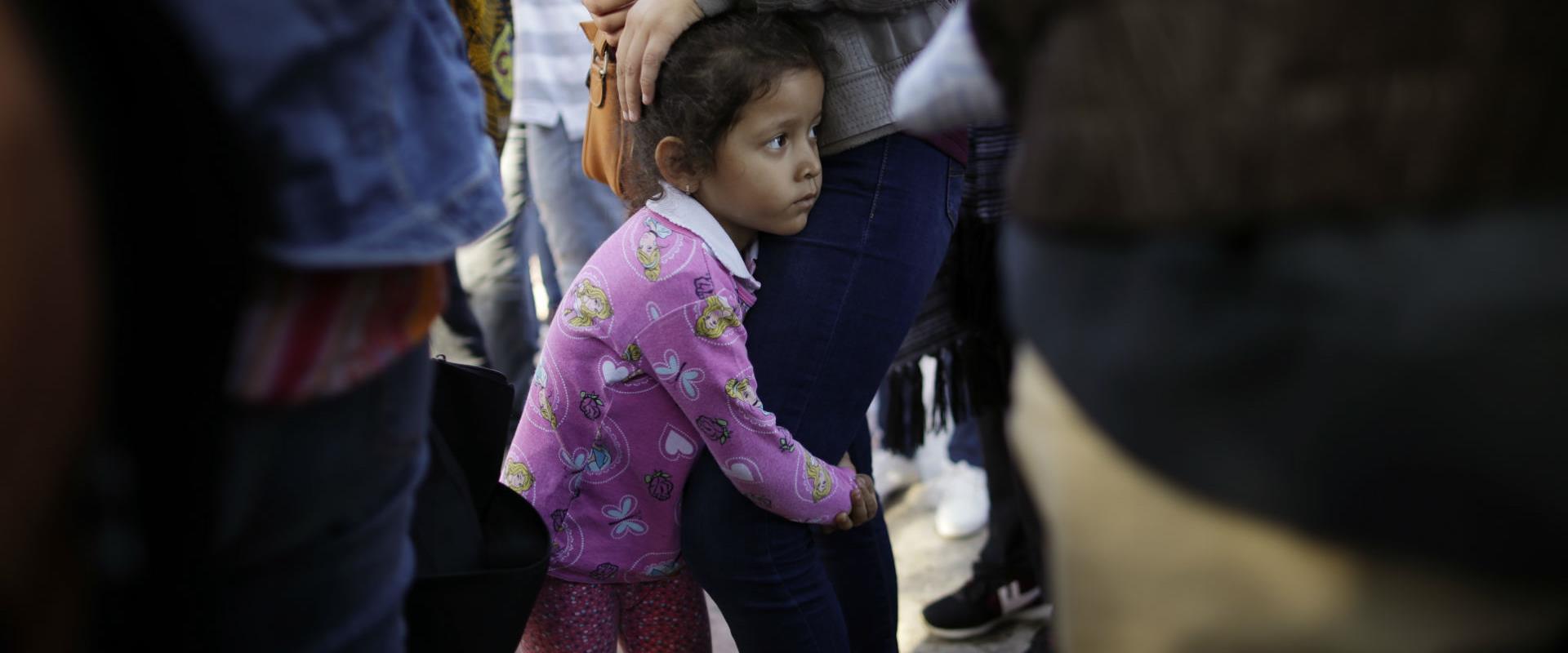 מהגרים בגבול מקסיקו ארצות הברית, ארכיון