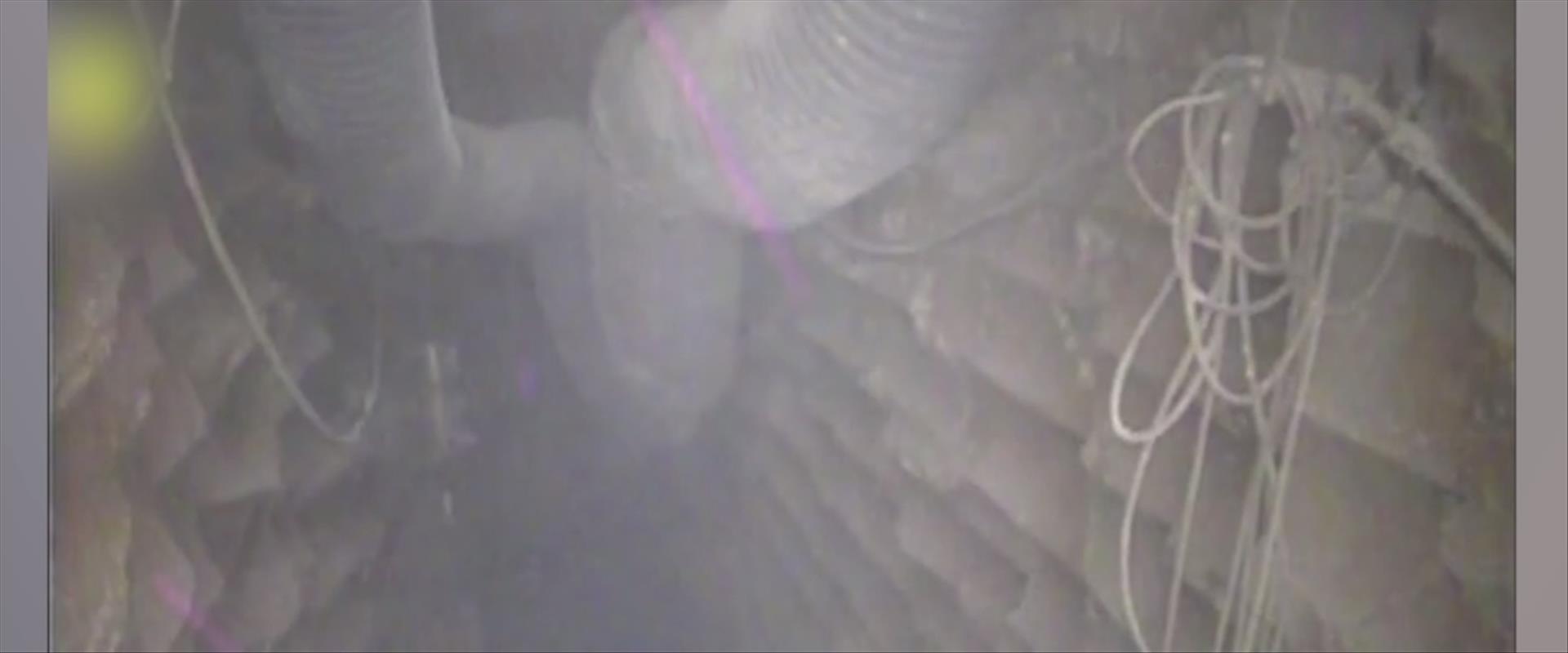 """אחת מהמנהרות בגבול לבנון שאותרו על ידי צה""""ל (ארכיו"""