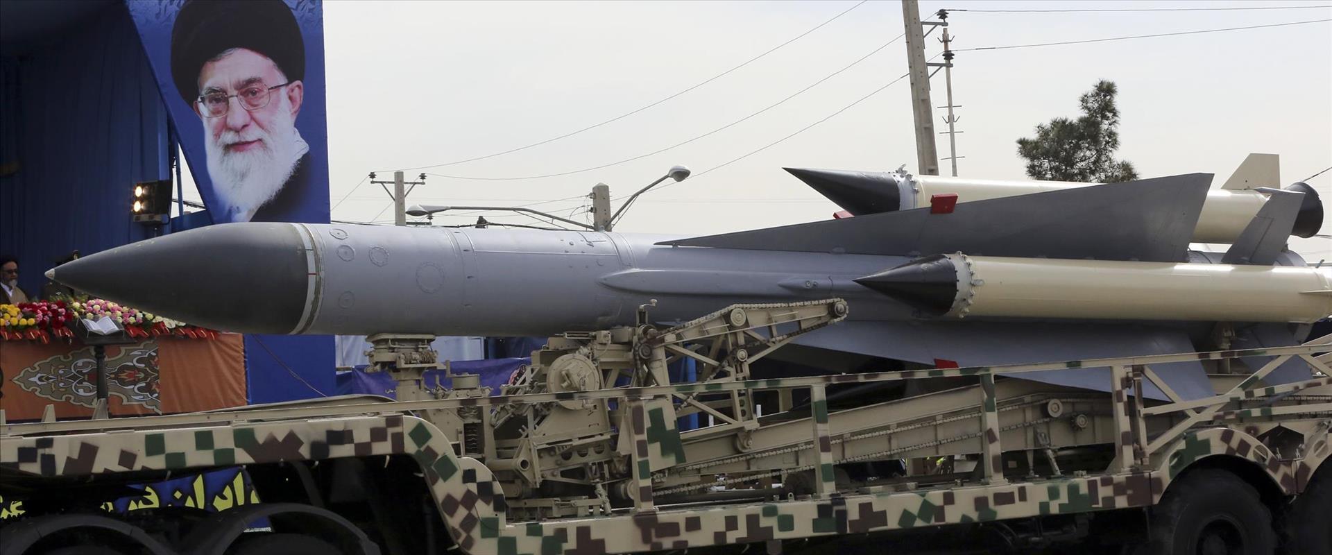 """מוצב של כוחות ארה""""ב בסוריה"""