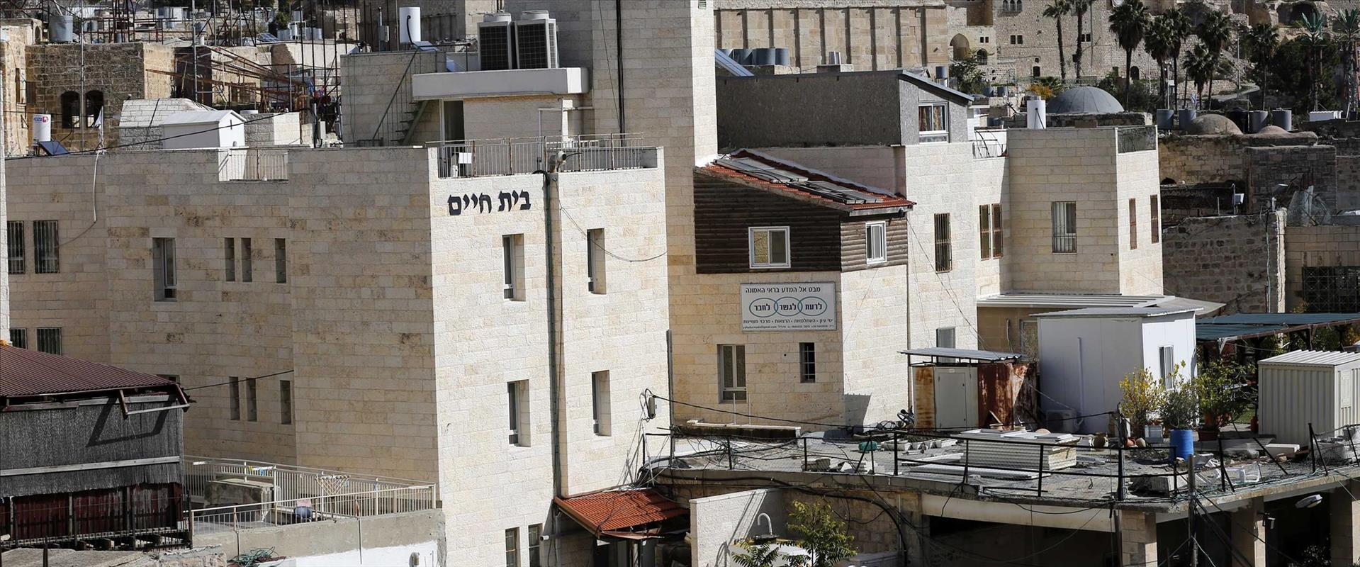 יישוב יהודי בחברון, אילוסטרציה