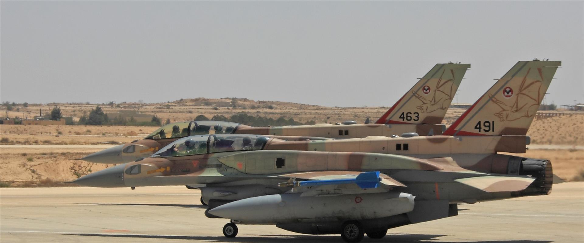 מטוסי F-16