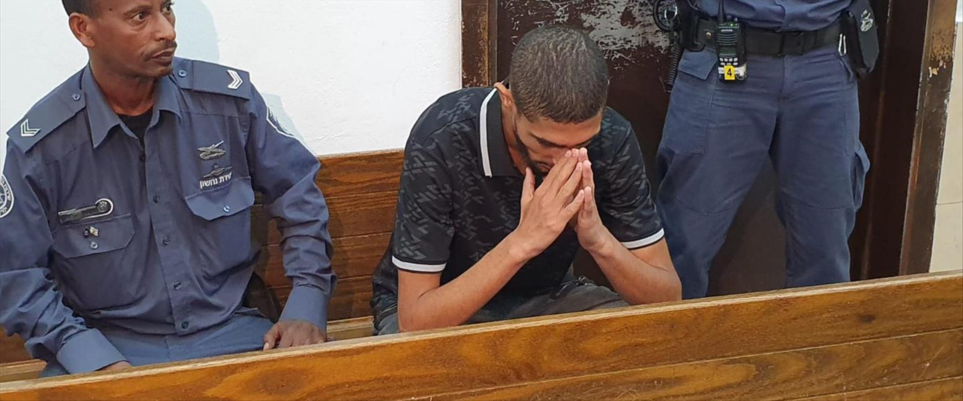 אמיר אבו לבן, הנהג החשוד בדריסת איתי מרגי