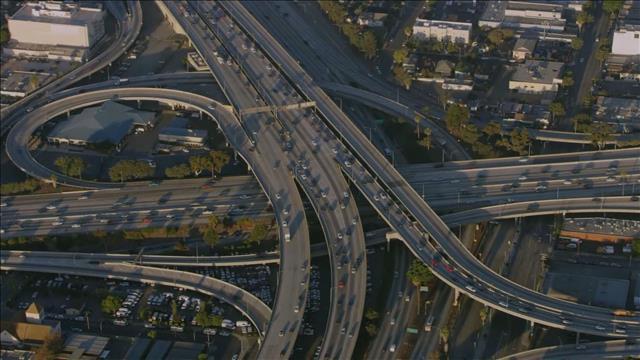 אמריקה מהאוויר | פרק 3 - לוס אנג'לס