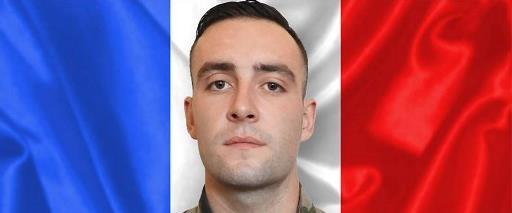 החייל הצרפתי רונאן פוינטאו שנהרג במאלי, 02.11.19