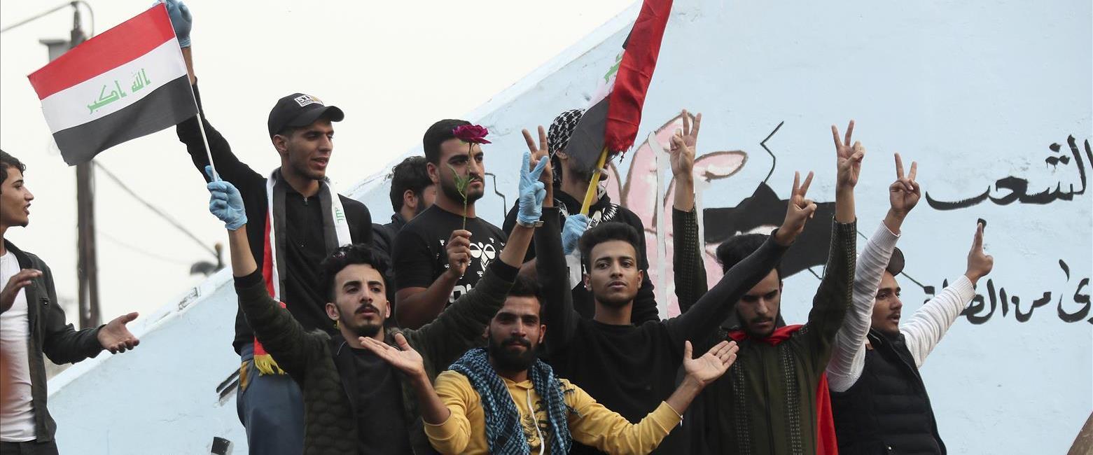 המחאות נגד השלטון בעיראק, 2019