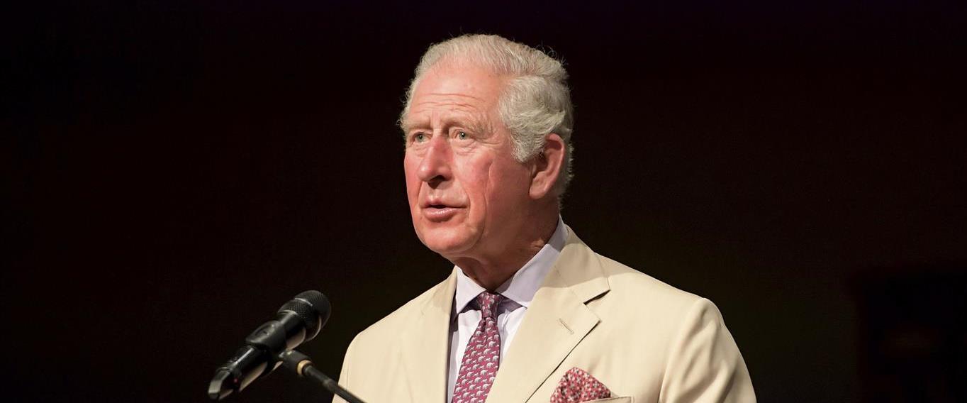 הנסיך צ'ארלס בביקור בניו זילנד, בחודש שעבר
