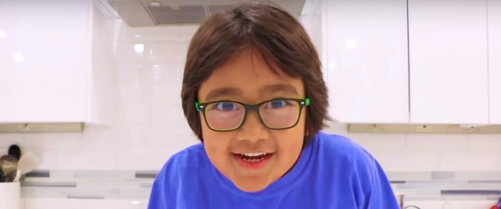 ריאן קאג'י בן ה-8