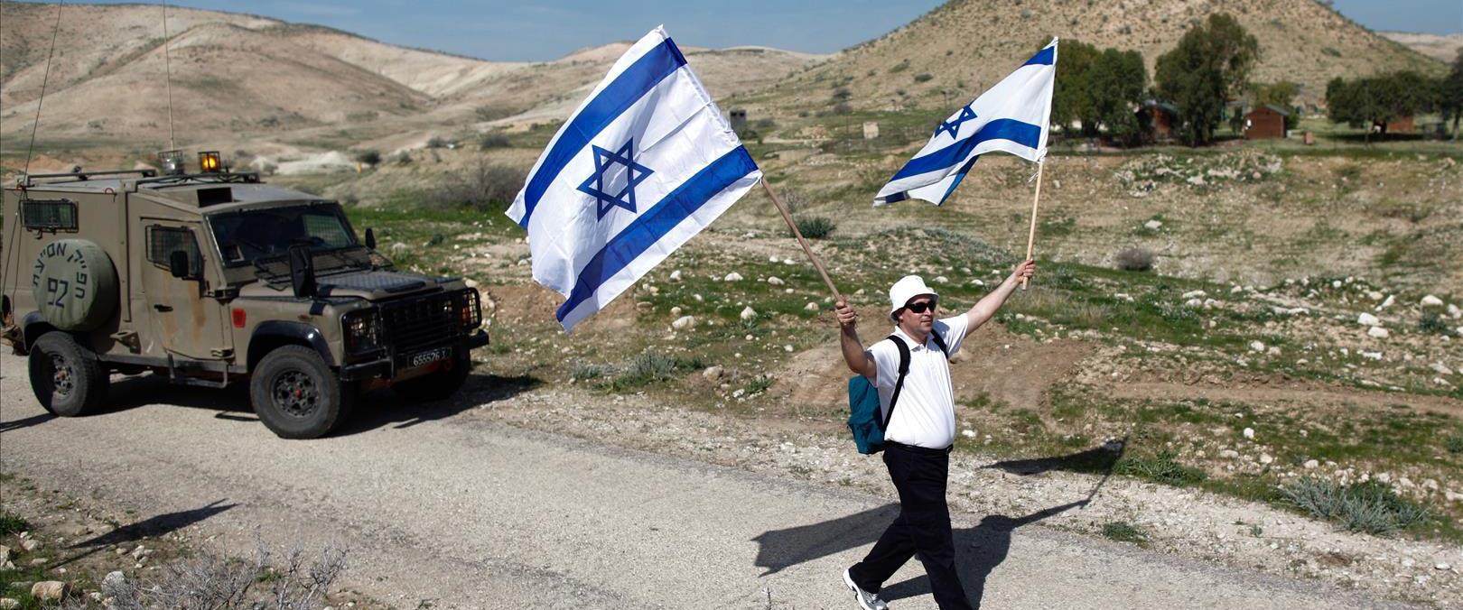 בקעת הירדן, מוקדם יותר החודש
