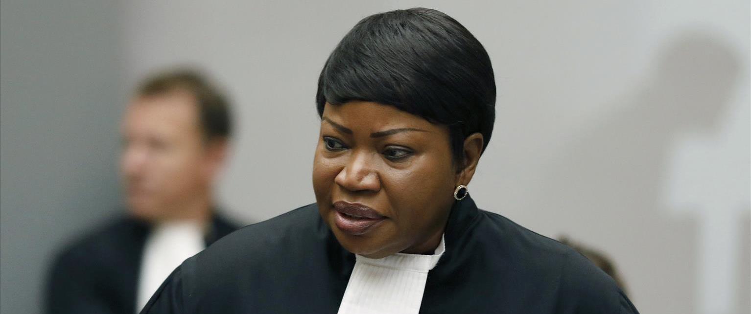 התובעת בבית הדין הבין-לאומי בהאג, פאטו בנסודה