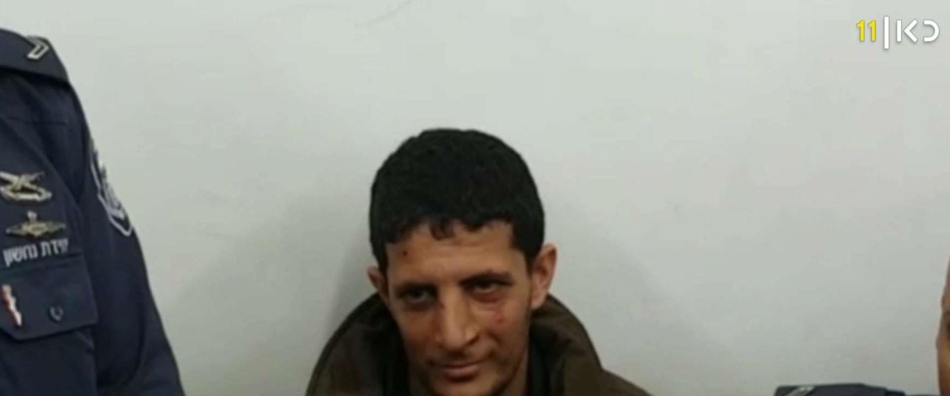 """""""רציתי לפגוע ביהודים"""": גרסת החשוד ברצח אורי אנסבכר"""