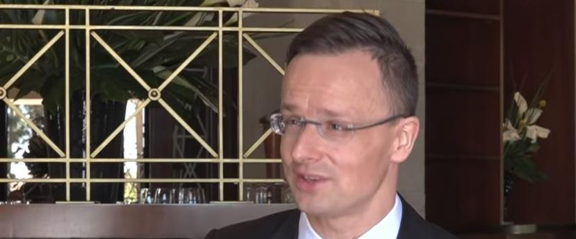פיטר סיארטו, שר החוץ של הונגריה