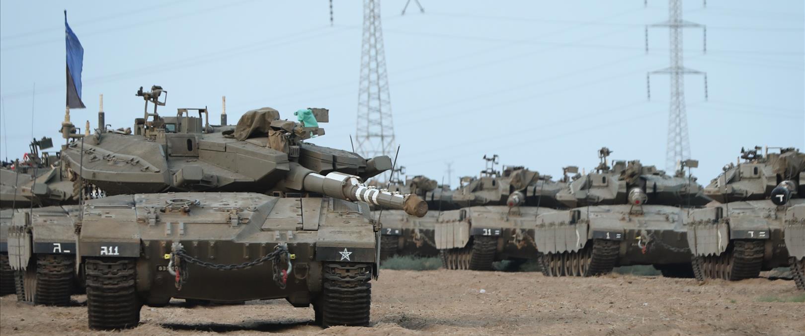 """טנק, צה""""ל, שריון, עזה, רצועת עזה"""