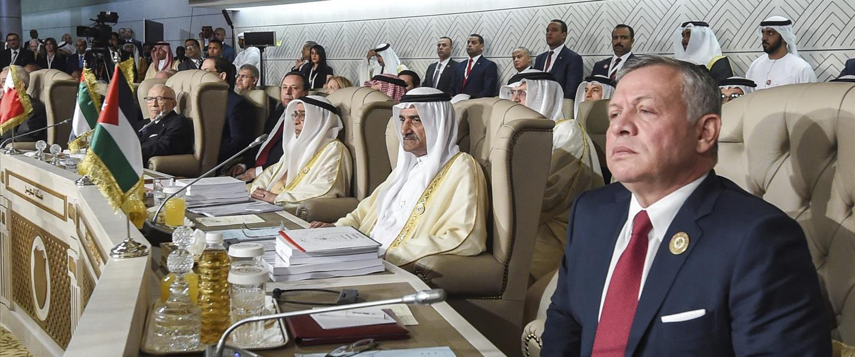 פסגת הליגה הערבית בתוניסיה