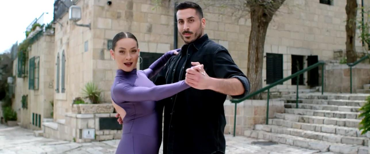 קובי מרימי ואנה ארונוב