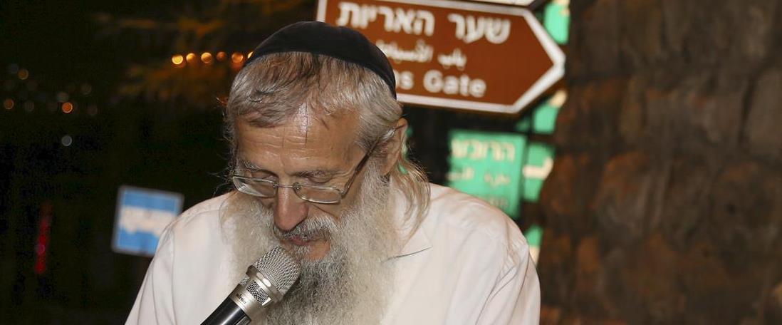 הרב יוסף מנדלביץ'