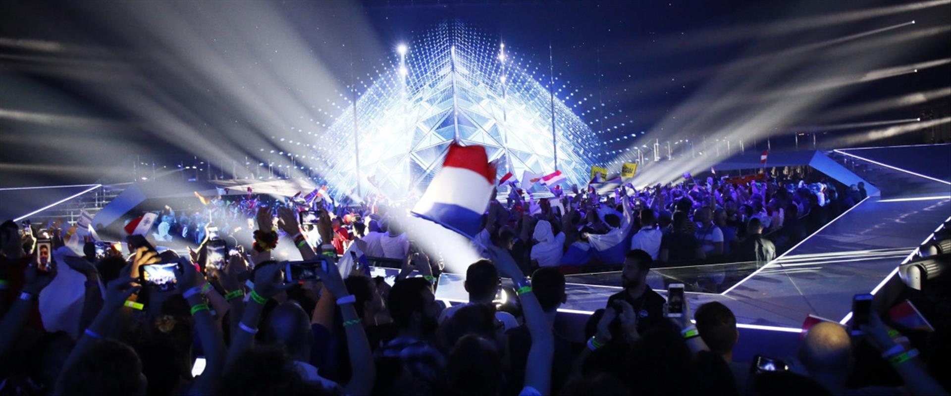 מתוך אירוויזיון 2019 שהתקיים בתל אביב