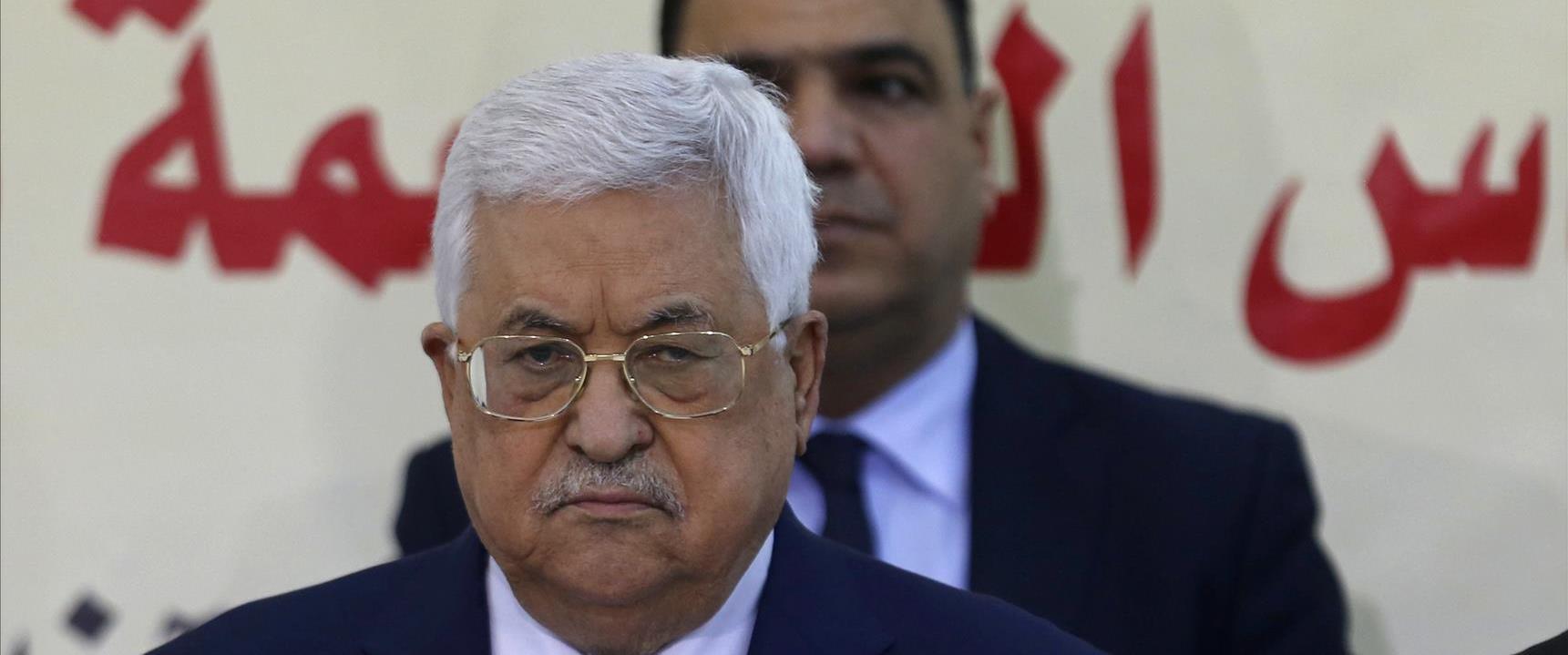 ראש הרשות הפלסטינית