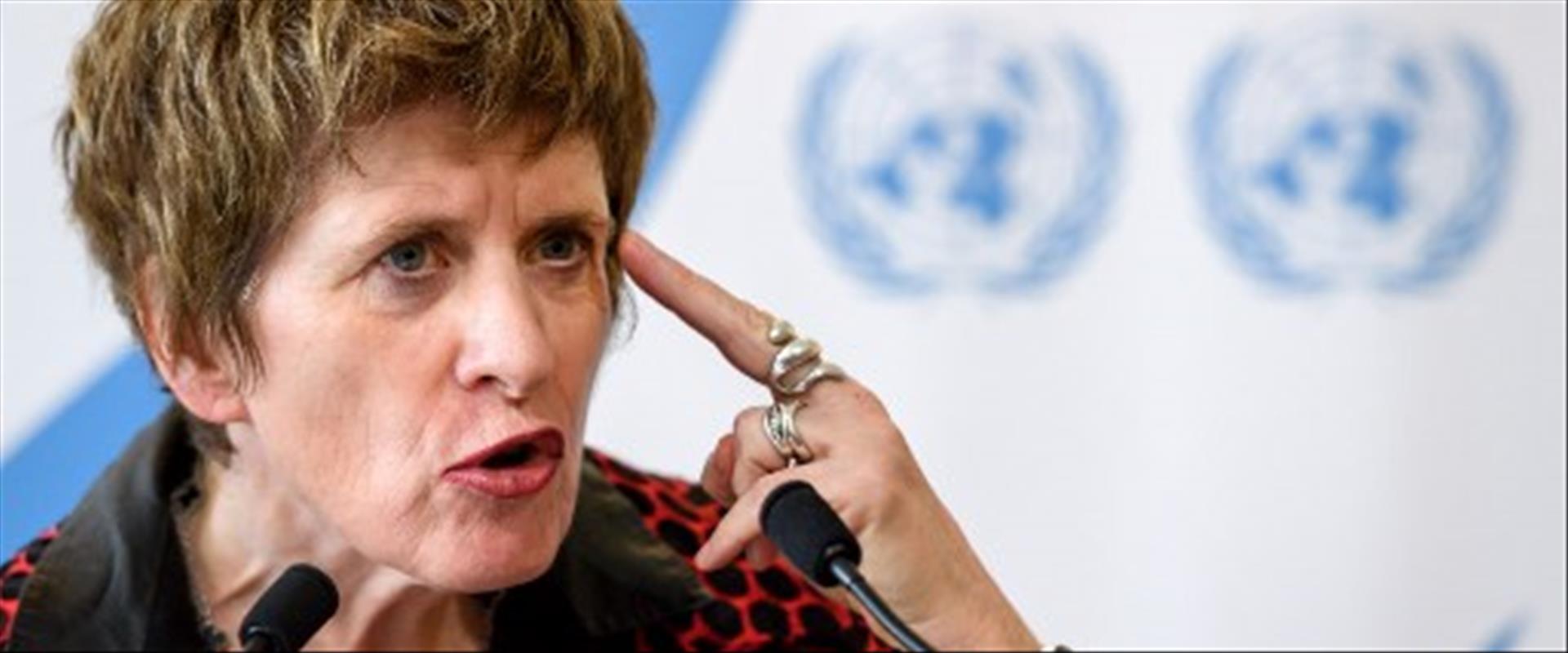 """קייט גילמור, נציבת האו""""ם לענייני זכויות אדם"""