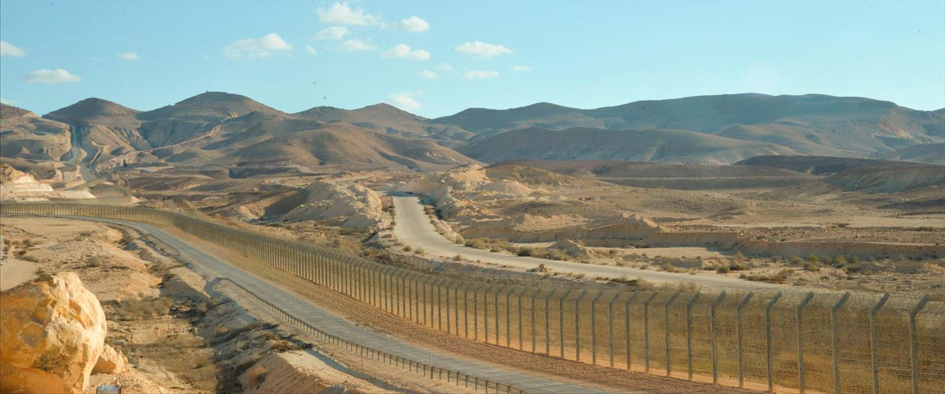 גבול ישראל-מצרים