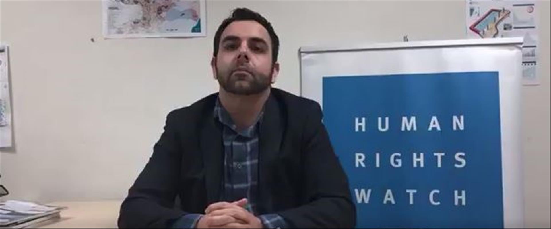 פעיל החרם נגד ישראל עומר שאקיר