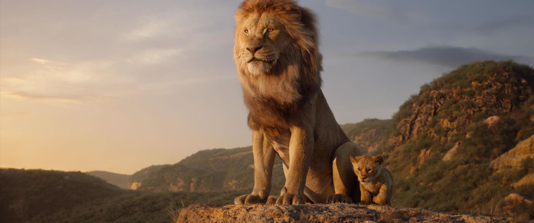 """מתוך """"מלך האריות"""""""
