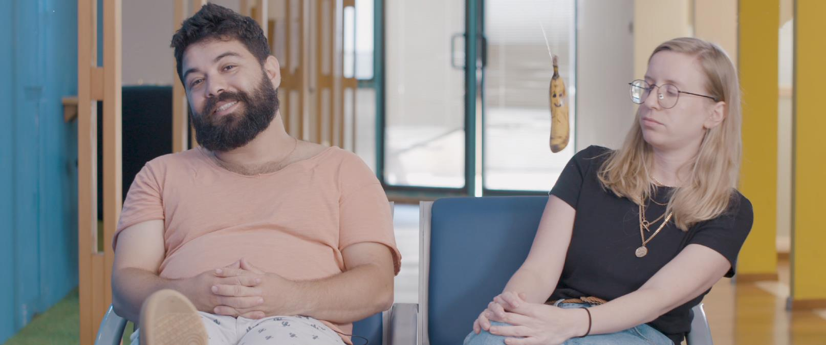אליה גרינפלד ודניאלה רגב