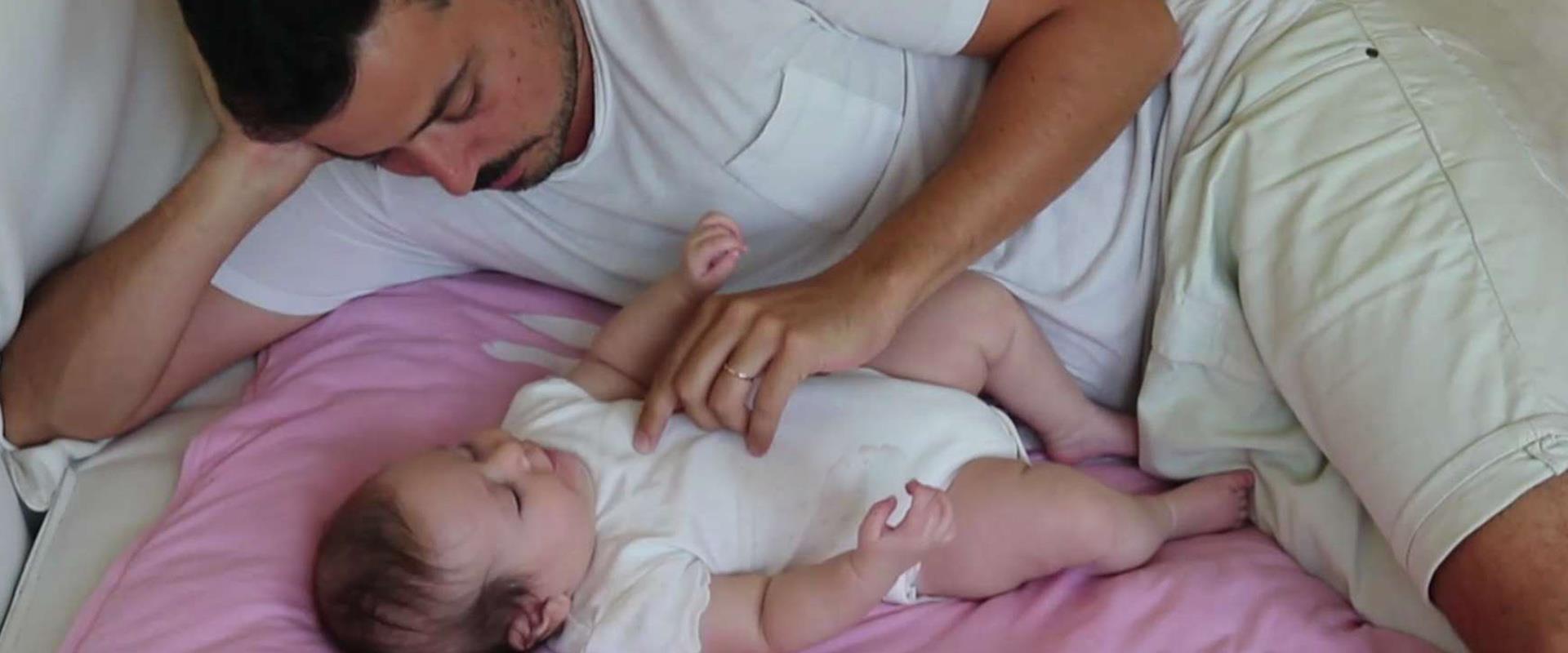 """""""אנחנו ממציאים אבהות"""": האבות החדשים שרוצים להיות י"""