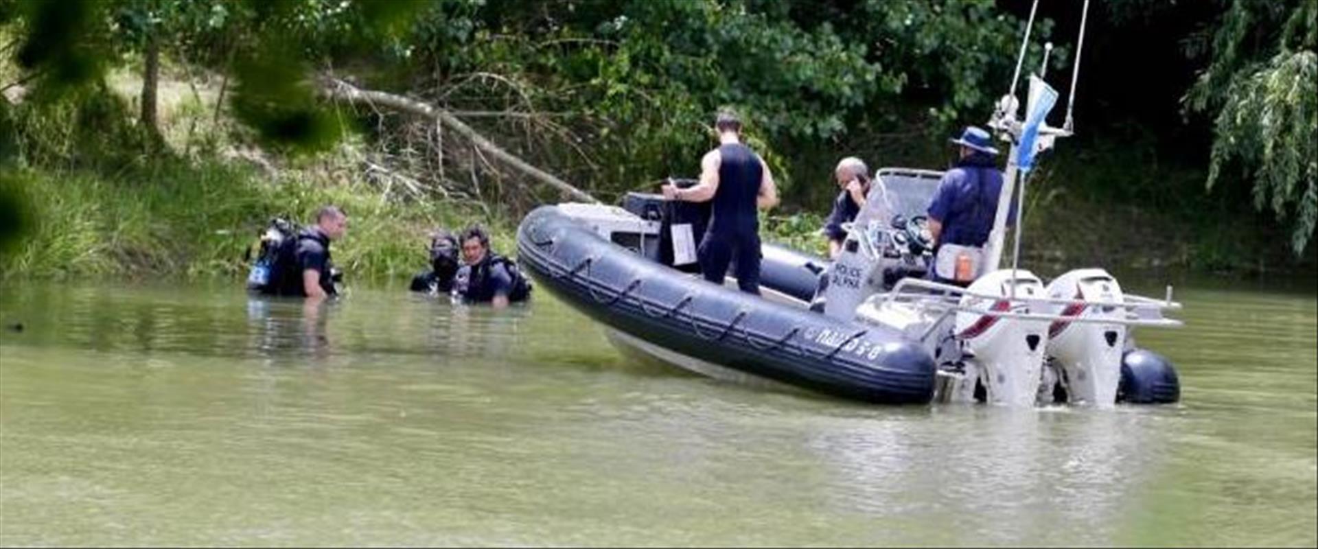החיפושים בהנהר, היום