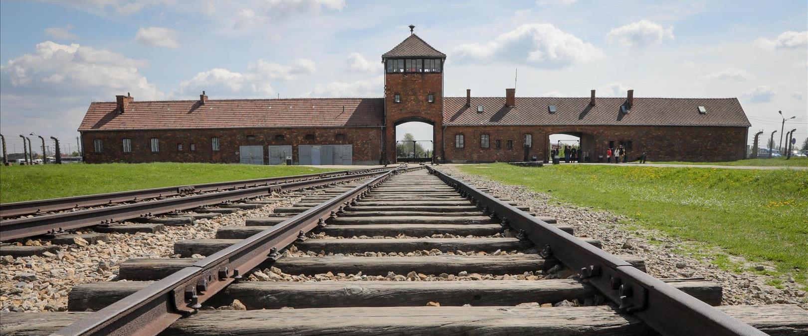 מחנה ההשמדה אושוויץ בירקנאו, מאי 2017