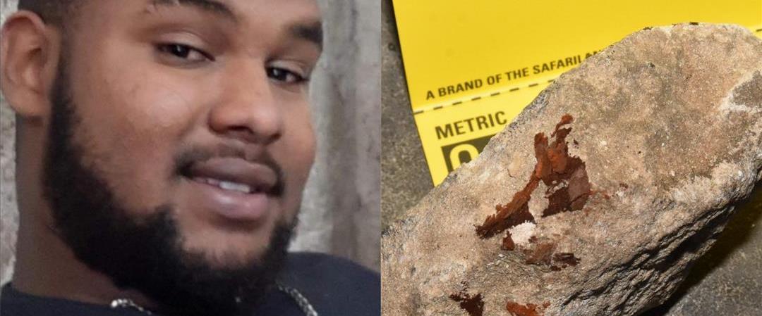 סלומון טקה והאבן שהושלכה על השוטר באירוע הירי
