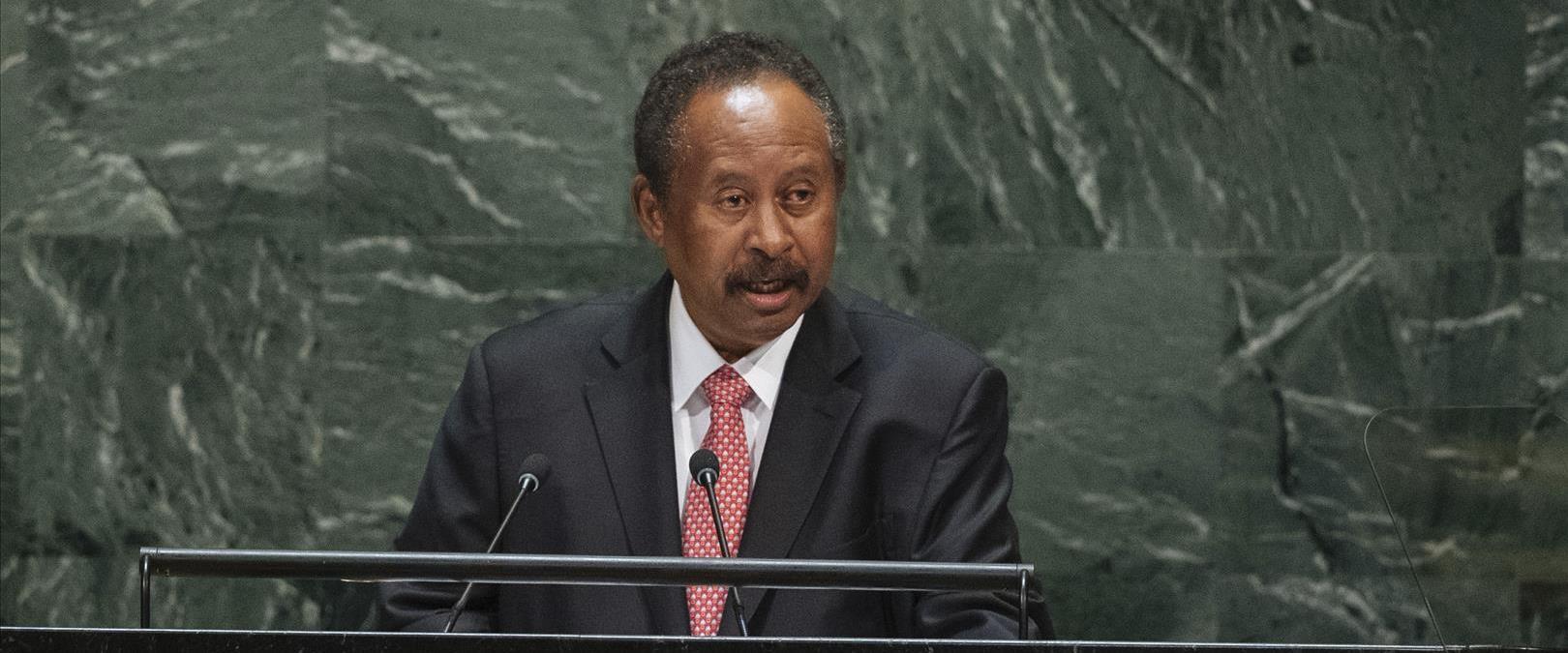 ראש ממשלת סודאן