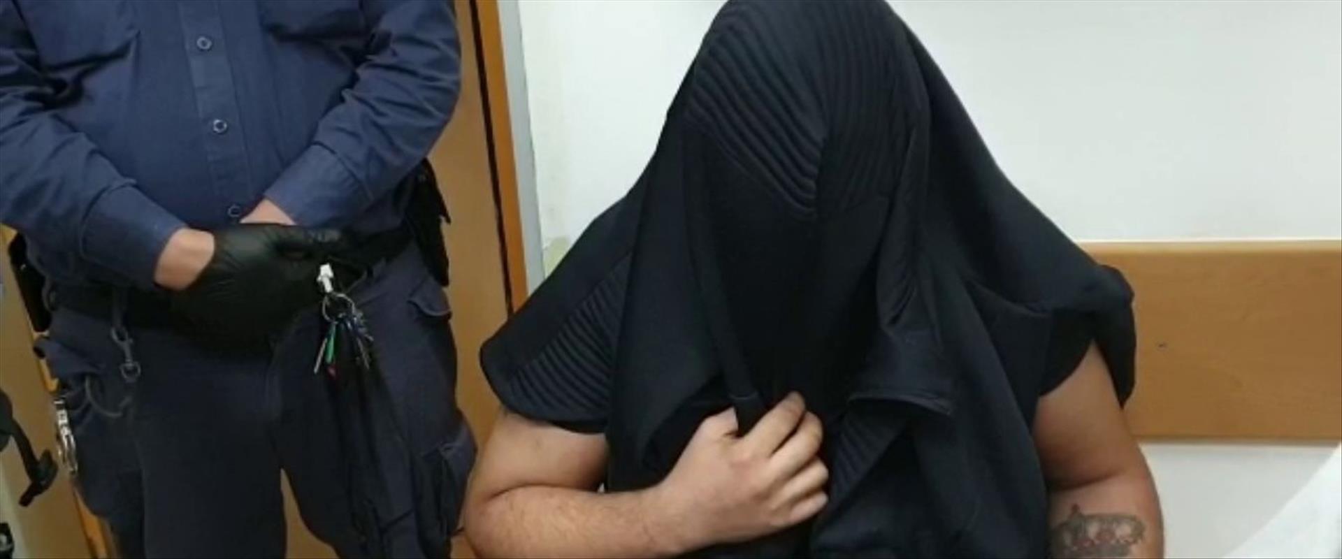 מרואן סמרי, החשוד ברצח בת זוגו, הבוקר