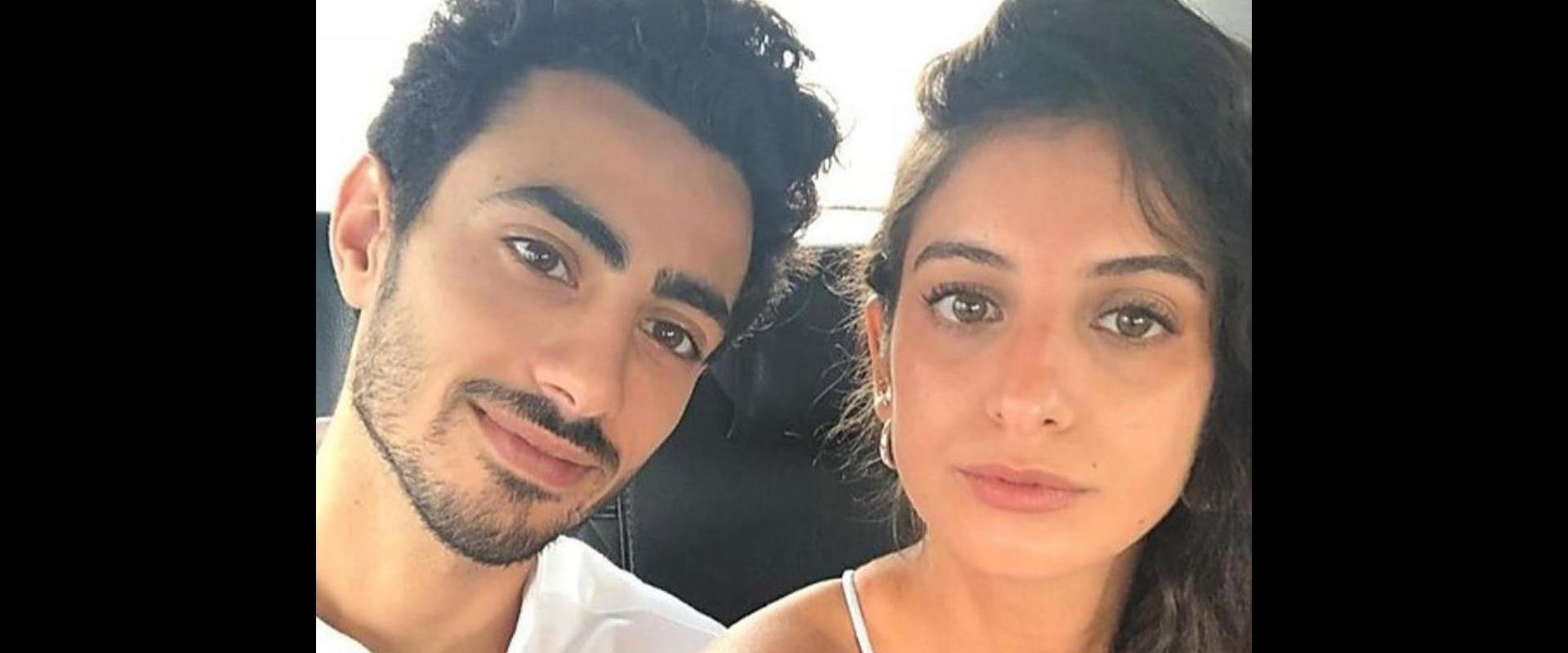 סתיו הררי ודין שושני שנהרגו באסון המעלית