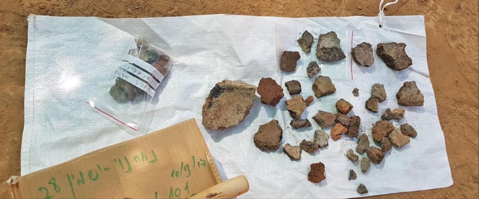ממצאי הסדנה בת ה-6,500 שנה לייצור נחושת