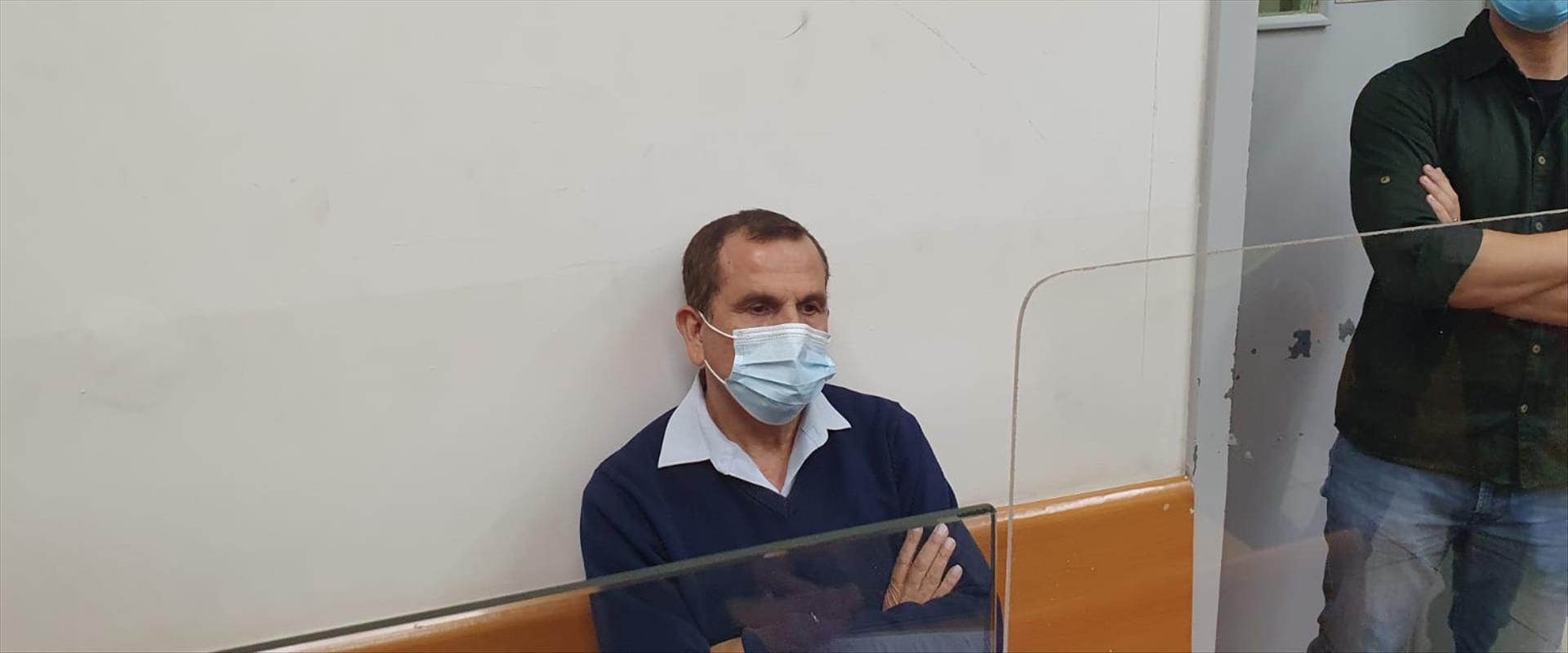 ראש עיריית אור עקיבא יעקב אדרי