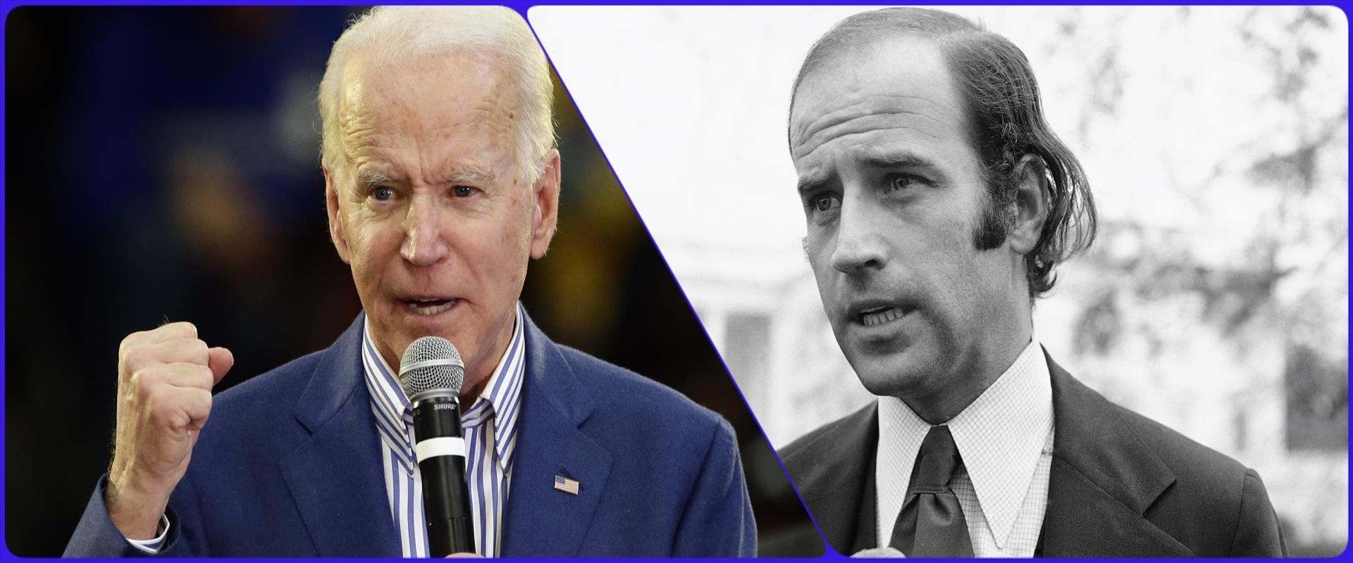 ביידן כסנאטור וכמועמד לנשיאות