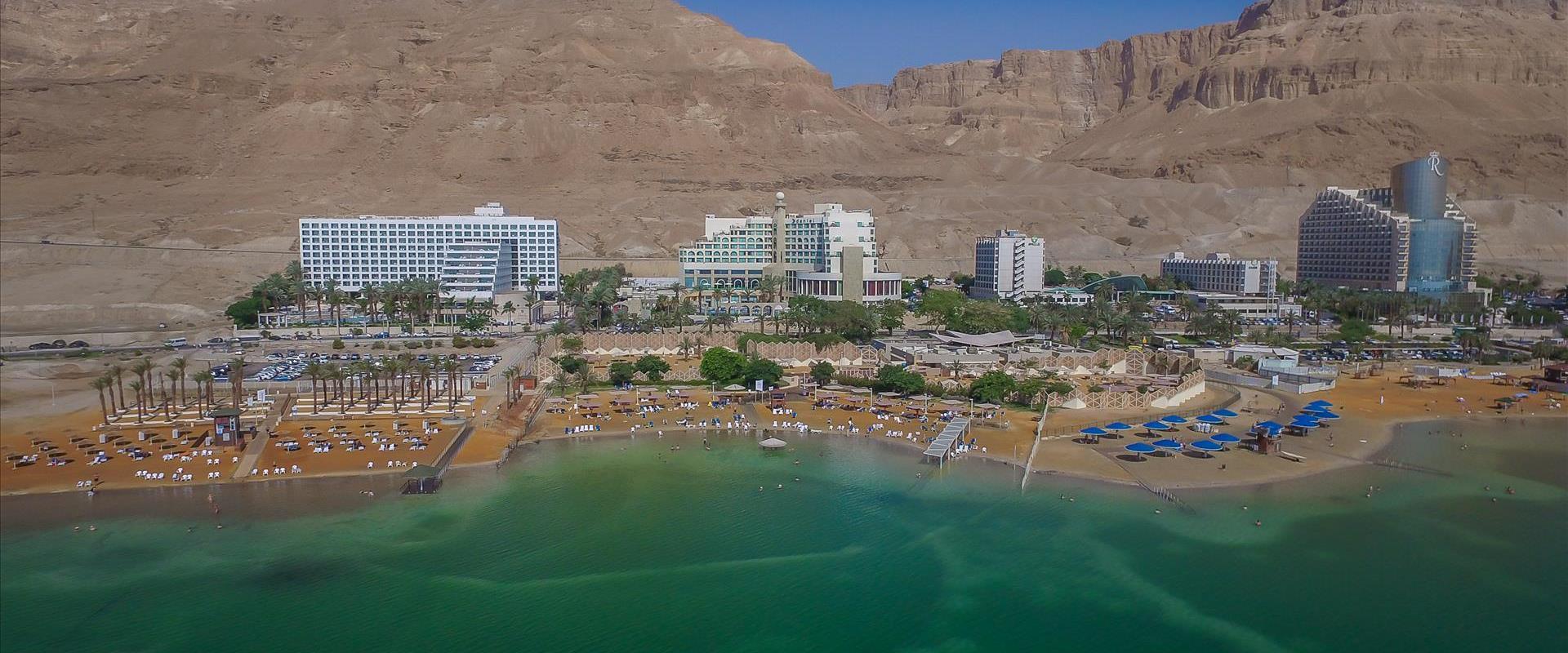 המלונות בים המלח