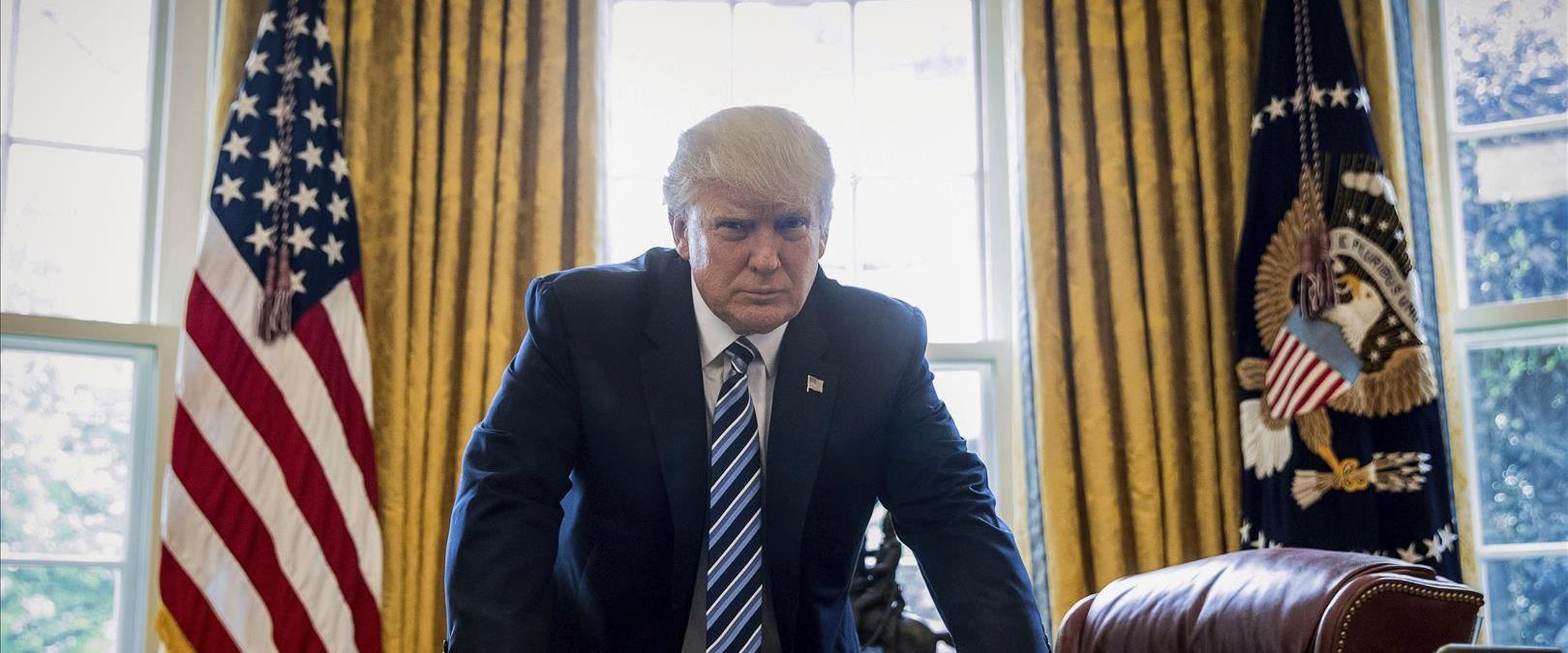טראמפ בחדר הסגלגל, ארכיון