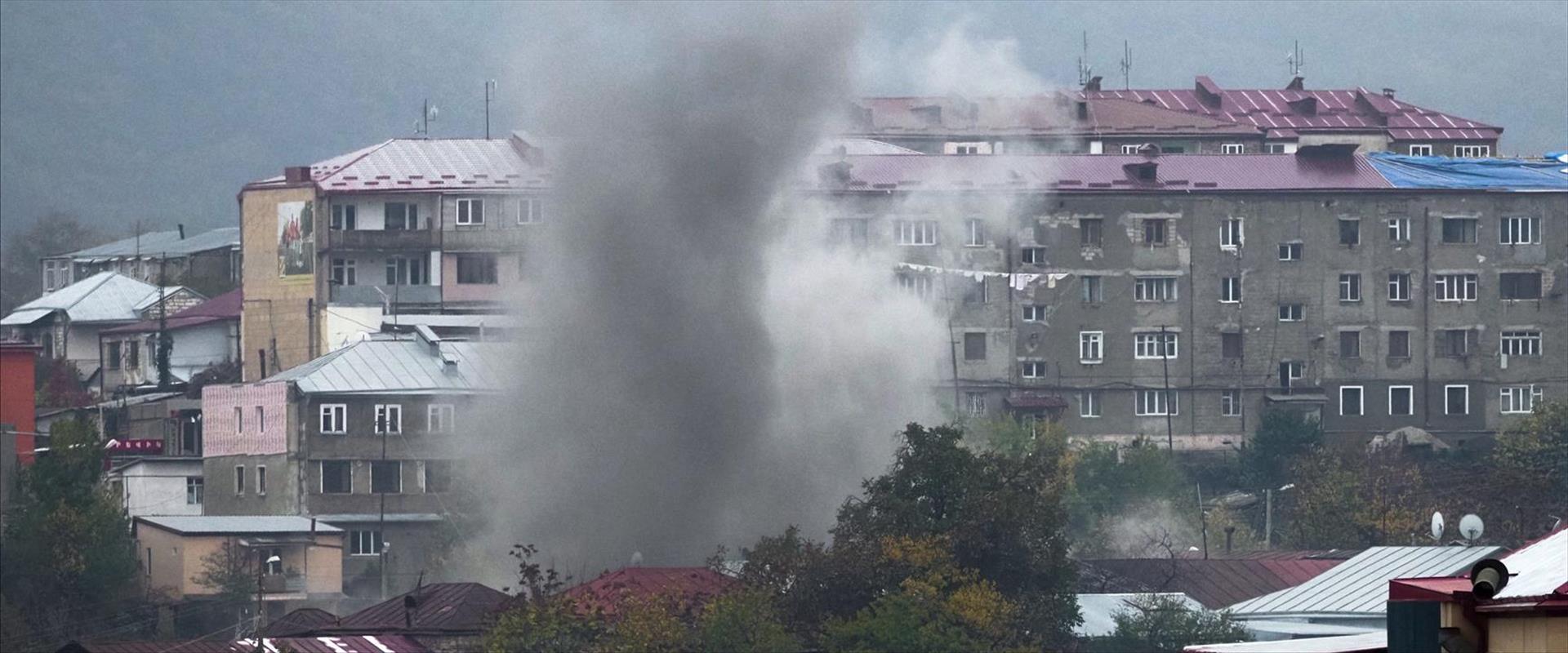 המלחמה בנגורנו-קרבאך