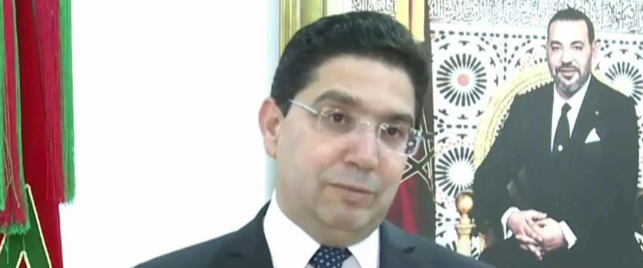 שר החוץ המרוקני נאסר בוריטה