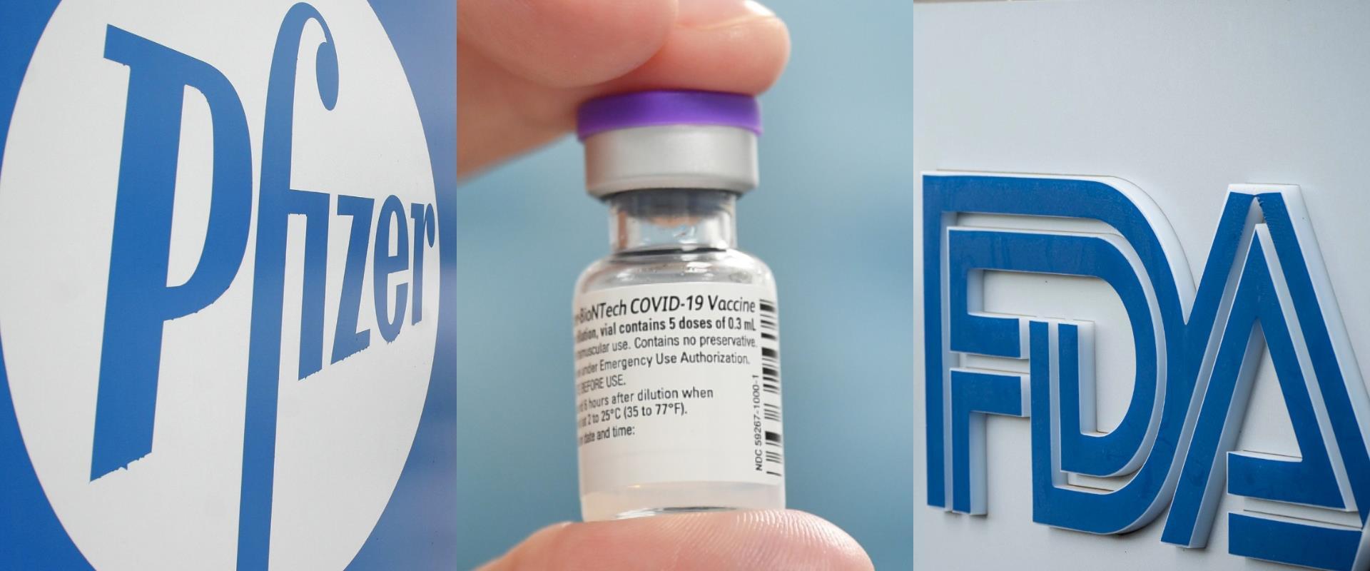 חיסון הקורונה של פייזר, אילוסטרציה