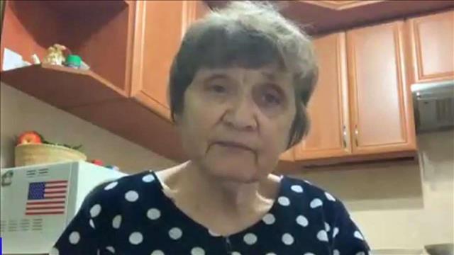 אליזבתה בורסובה בת ה-87