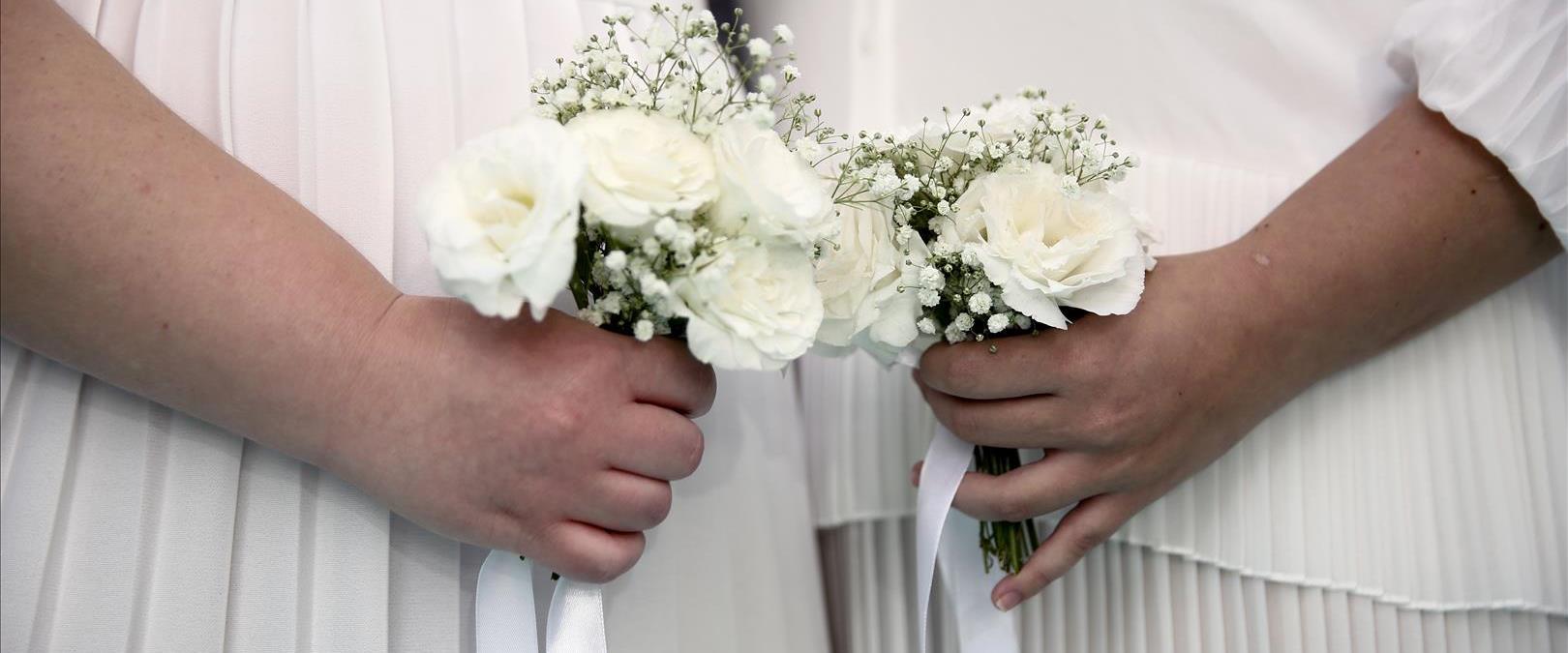 חתונה חד מינית בתל אביב, יוני 2019