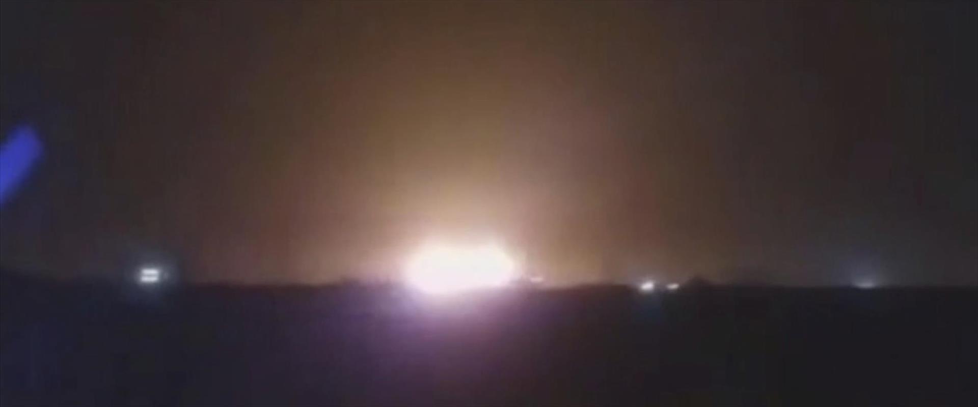 פיצוץ באיראן, מוקדם יותר השנה