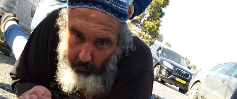 החשוד בניסיון ההצתה יהושע אלקובי