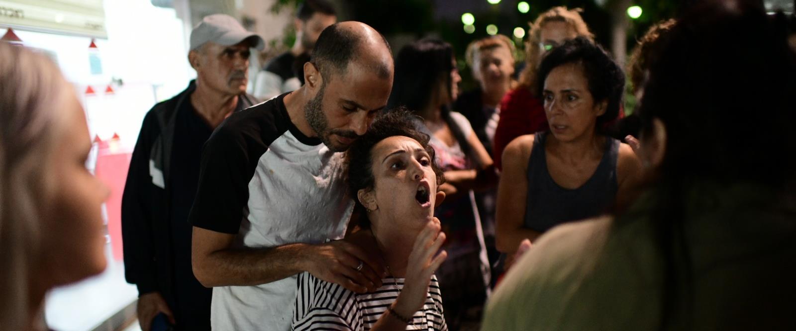 הפגנה בדרום תל אביב נגד העובדים הזרים
