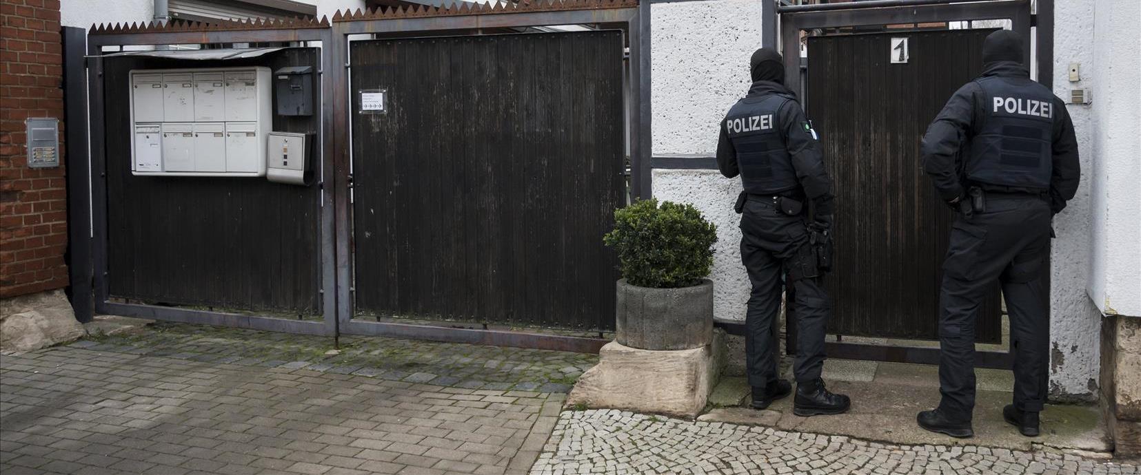פעילות נגד נאו נאצים בגרמניה, ינואר 2020
