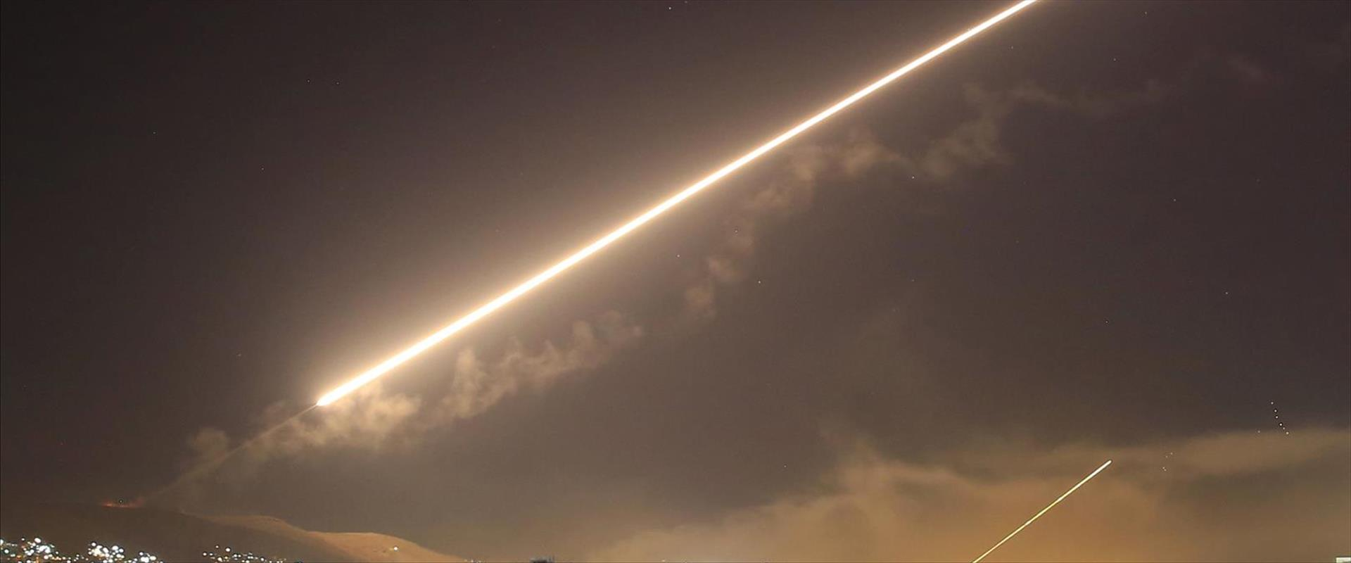 תקיפה בשמי דמשק, ארכיון