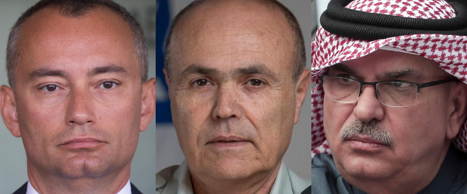 אל-עמאדי, אבו רוקון ומלאדנוב, ארכיון